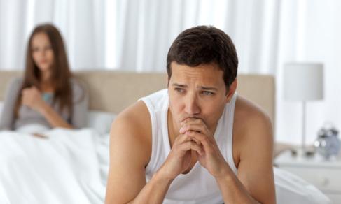 مبارزه با بی میلی جنسی در مردان