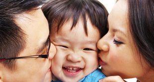پذیرش کودک توسط والدین