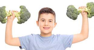 پوکی استخوان کودک بخاطر کاهش وزن