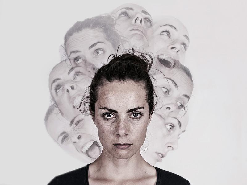 افراد مبتلا به اسکیزوفرنی