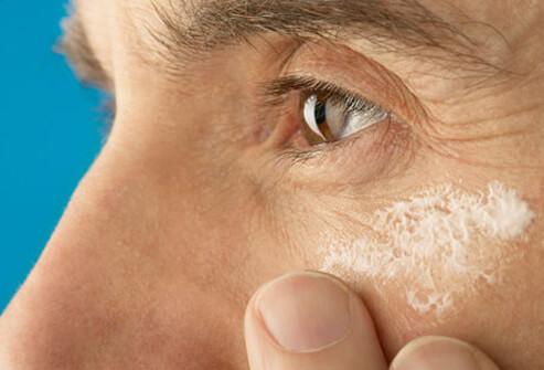 بیماری پوستی در مردان