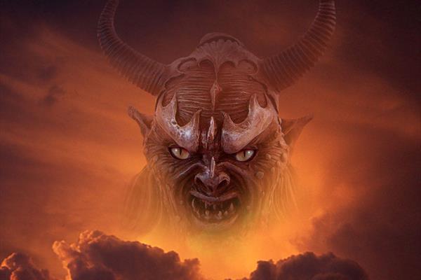 دلیل خناس خواندن شیطان