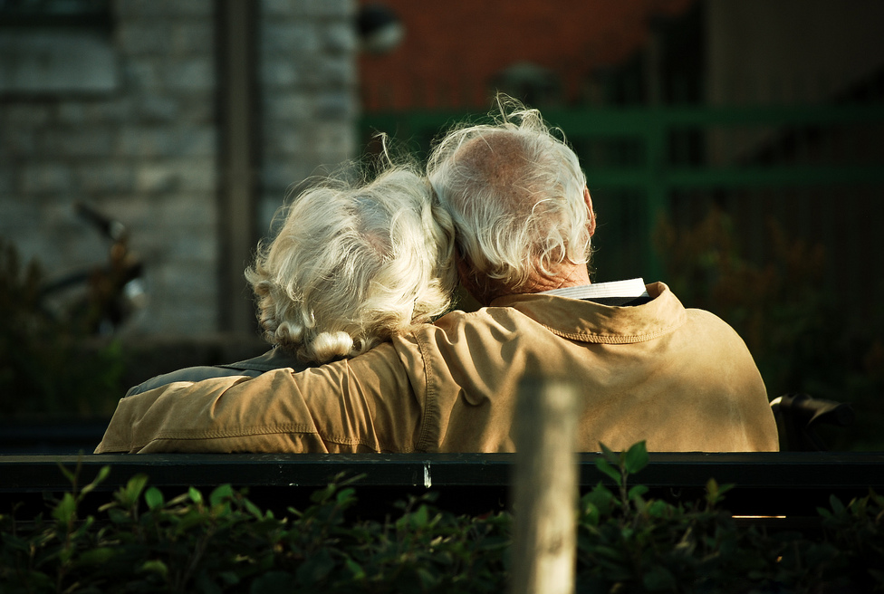 ازدواج سالمندان