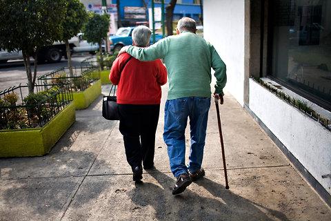 روانشناسی ازدواج افراد پیر