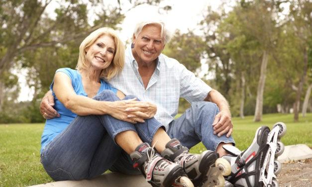 مبارزه با پیری با ورزش