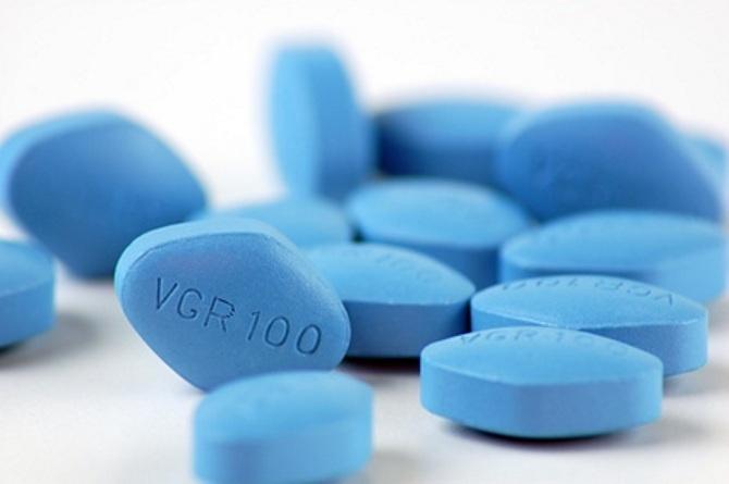 قرص ویاگرا و تاثیر آن بر اختلال نعوظ مردان