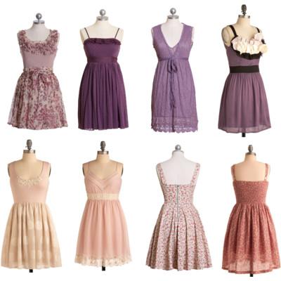 لباس زنانه در بهار