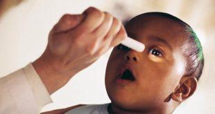 مراجعه کودک دیابتی به چشم پزشک