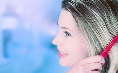 مقابله با سفیدی مو در زنان