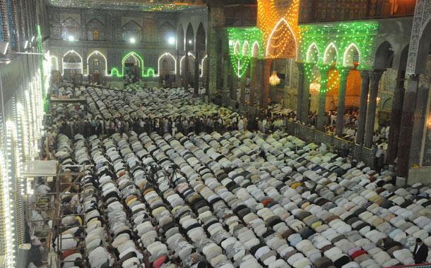 نماز جماعت از نظر دین
