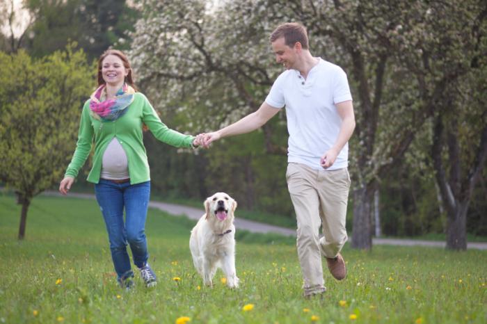 ورزش کردن زنان باردار
