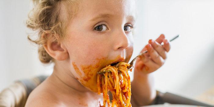 جلوگیری از کم غذایی کودکان