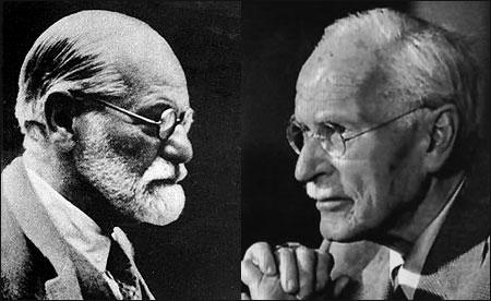 کارل گوستاو یونگ و فروید