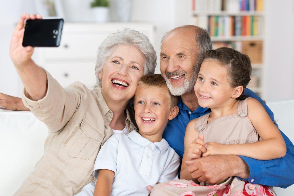 مشکلات پدربزرگ ها و مادربزرگ ها در تربیت و رشد فرزندان