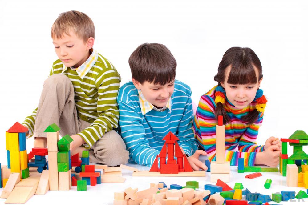 طبقه بندی بازی کودکان پیش دبستانی
