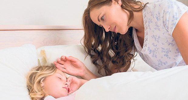 نیاز به خواب در کودکان