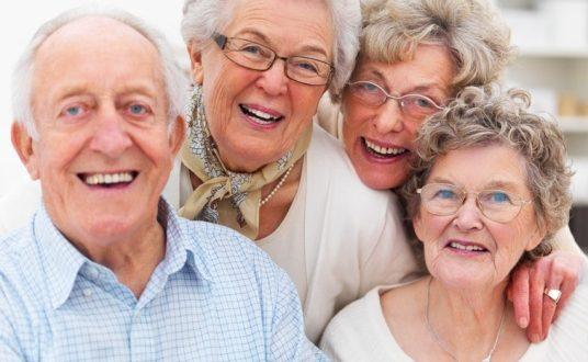 سالمندی نیرومند