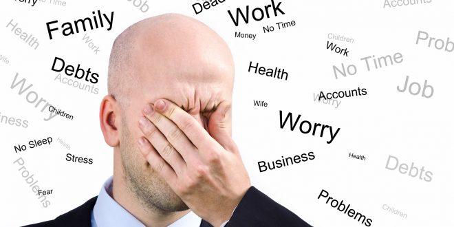 جلوگیری از استرس