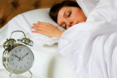مضرات دیر خوابیدن