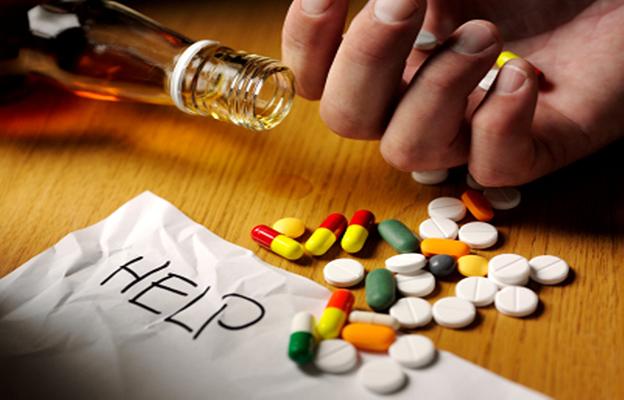 عوارض مواد مخدر