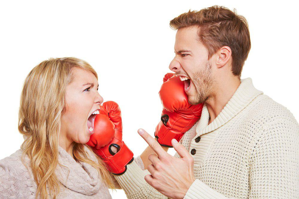 مشکلات روابط زناشویی