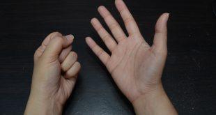 آنچه انگشتان به شما میگویند