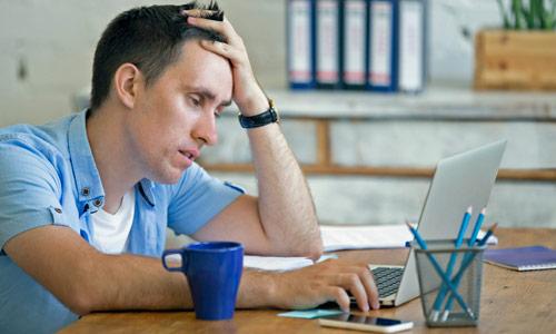 استرس بیش از حد به مغز آسیب میزند