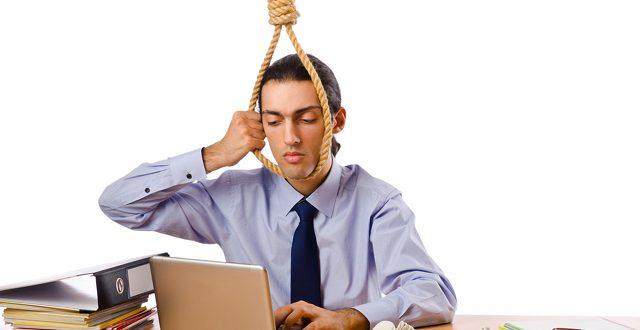 افسردگی در فضای مجازی