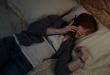 خوابی آرام به صدای کسی که دوستش دارید