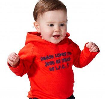 رنگ لباس برای کودکان بیشفعال