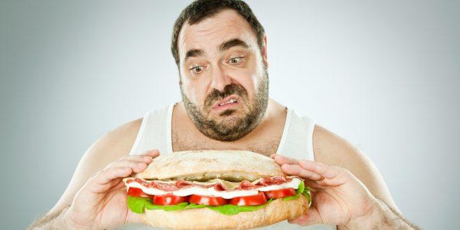 عصبانیت چاق تان میکند