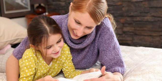 قبل از خواب برای بچهها کتاب نخوانید