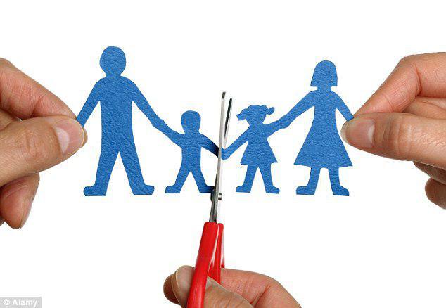 ماندن در رابطه به خاطر فرزندان