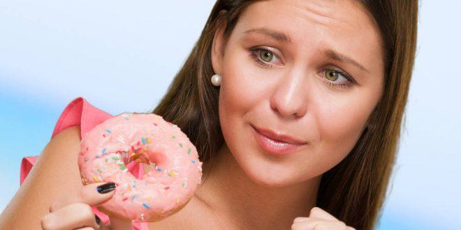 افسردگی در کمین شیرینیخورها