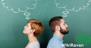 تفاوت رفتارهای ضد اجتماعی در دختران و پسران