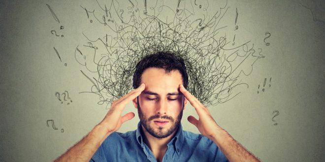 نشانههایی برای اختلال اضطرابی