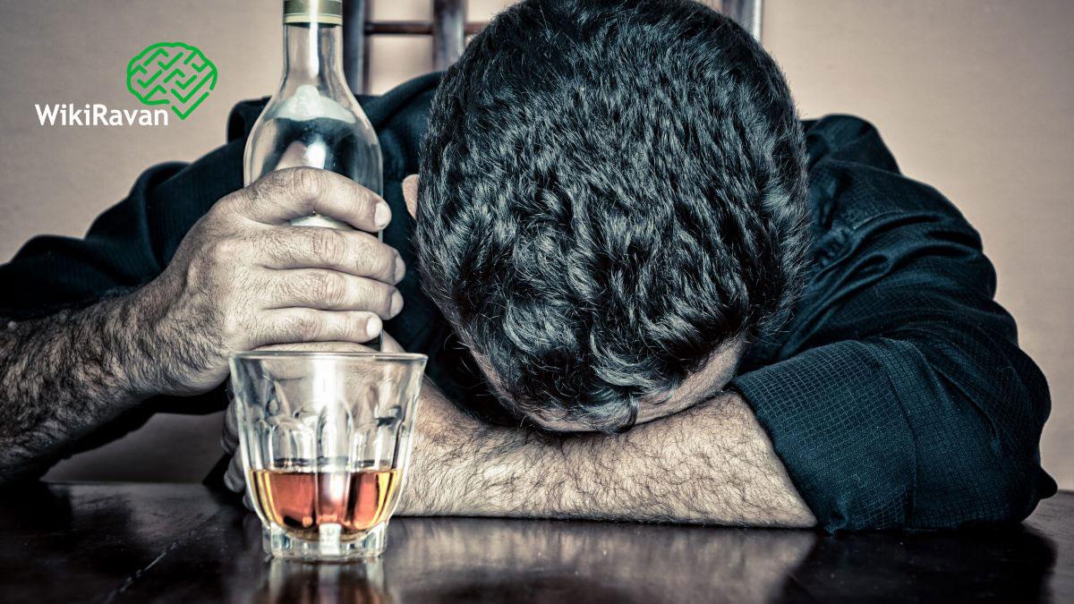اختلالات وابسته به الکل