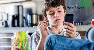 ارتباط با نوجوانان