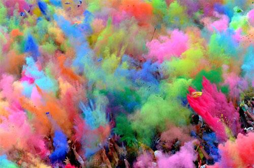 آشنایی با روانشناسی رنگها