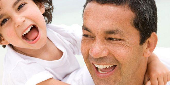 تاثیر مستقیم نگرش پدر بر رفتار کودک
