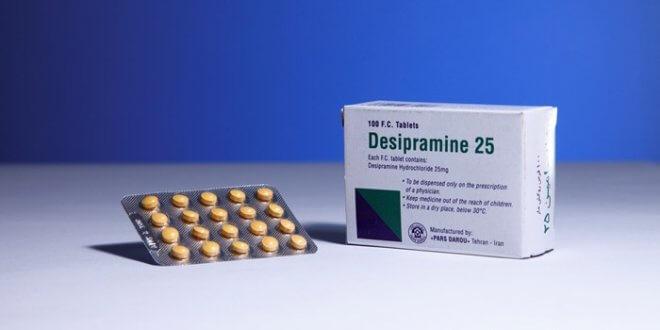 (Desipramine) دزپپرامین