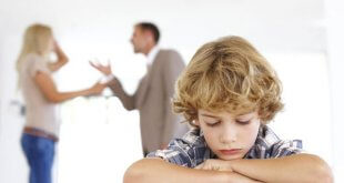 واکنش کودکان به طلاق والدین