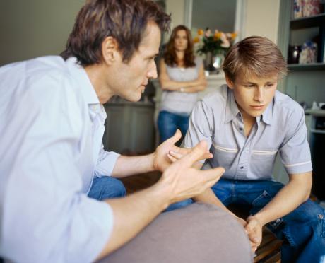 رابطه قوی با نوجوانان