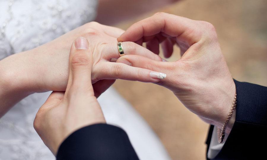 اهمیت حلقه ازدواج