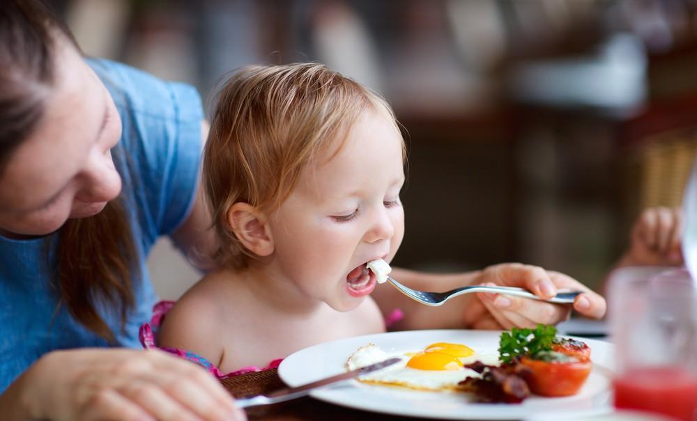 تغذیه سالم در کودکان