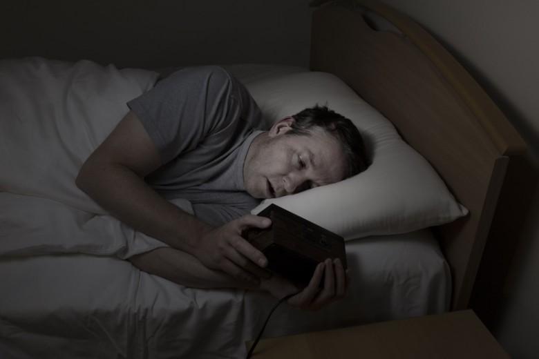 درمان بی خوابی شبانه
