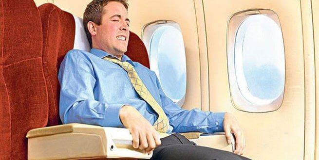 راه کاهش استرس پرواز هوایی
