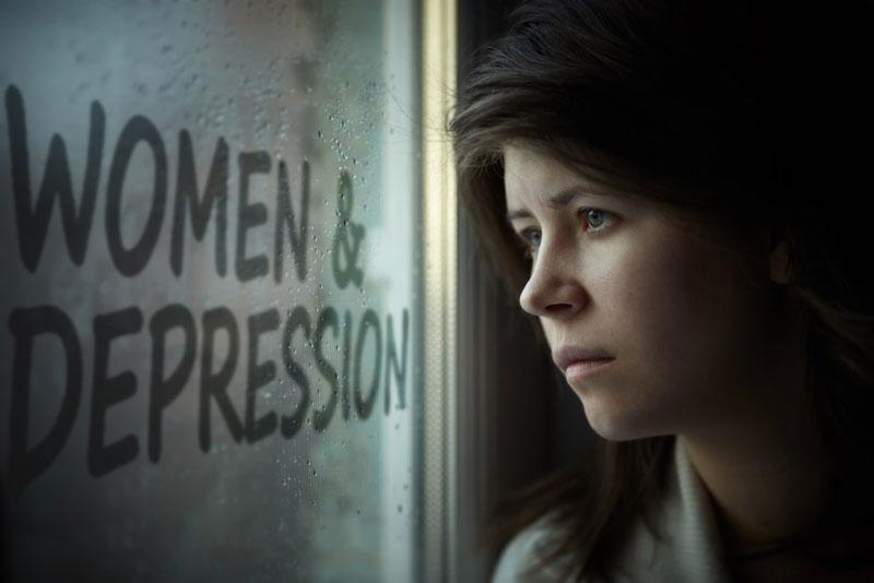 علائم افسردگی در زنان