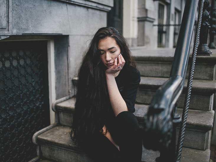 نشانه های افسردگی در زنان