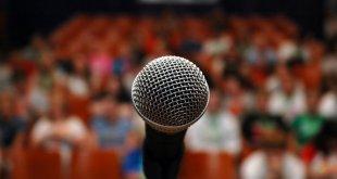 کاهش استرس سخنرانی